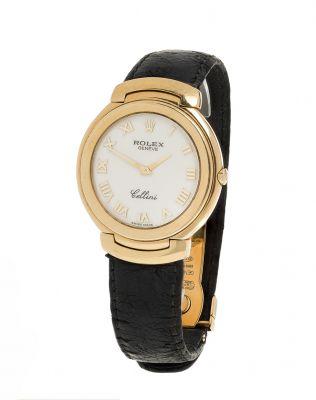 Reloj ROLEX Cellini Ref. 6623 y n.