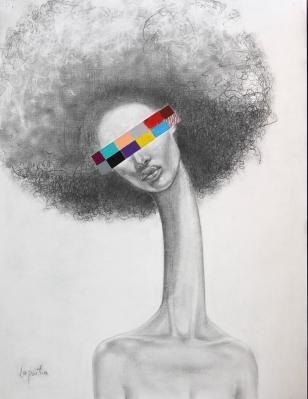 LAPORTA, Alberto (Venezuela, 1966)Sin título.