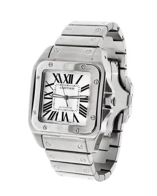 Reloj CARTIER Santos 100 para caballero, n.