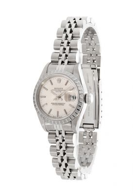 Reloj ROLEX Lady Oyster Perpetual Date Superlative Chronometer Officially Certified, para señora.