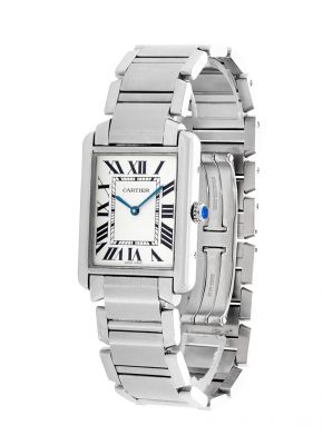 CARTIER Tank Solo watch, ref. 2715, n.