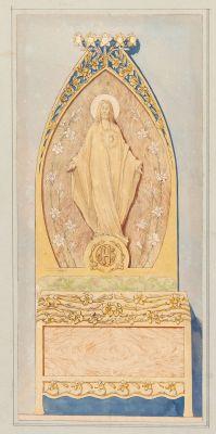 GASPAR HOMAR MEZQUIDA (Bunyola, Mallorca, 1870 – Barcelona, 1953).