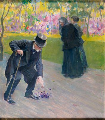 ARCADI MÁS I FONDEVILA (Barcelona, 1852-1934)