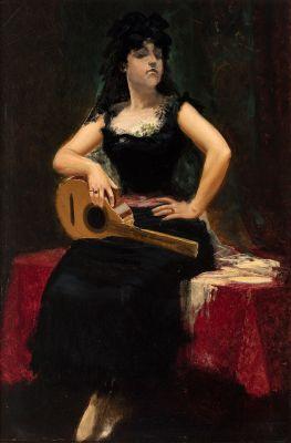 JOSEP LLOVERA BOFILL (Reus, Tarragona, 1846 - 1896).