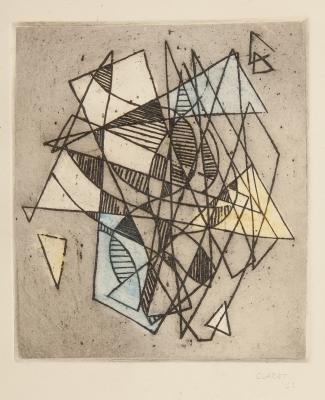 CLARET COROMINAS, Joan (Barcelona, 1929).