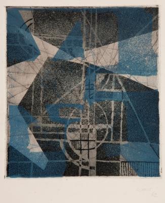 JOAN CLARET COROMINAS (Barcelona, 1929).