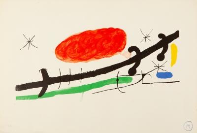 """""""Sala Pelaires"""", 1970. JOAN MIRÓ I FERRÀ"""