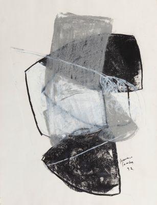 """""""Composición"""", 1992. DOMENICA SÁNCHEZ MIRALLES"""