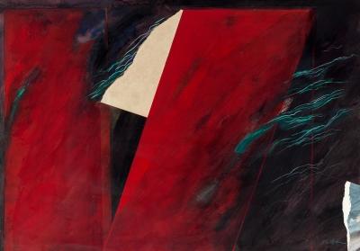 """""""Abstracto"""". JOSÉ ÁLVAREZ NIEBLA"""