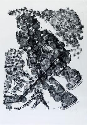TONY CRAGG (United Kingdom, 1949).No title.