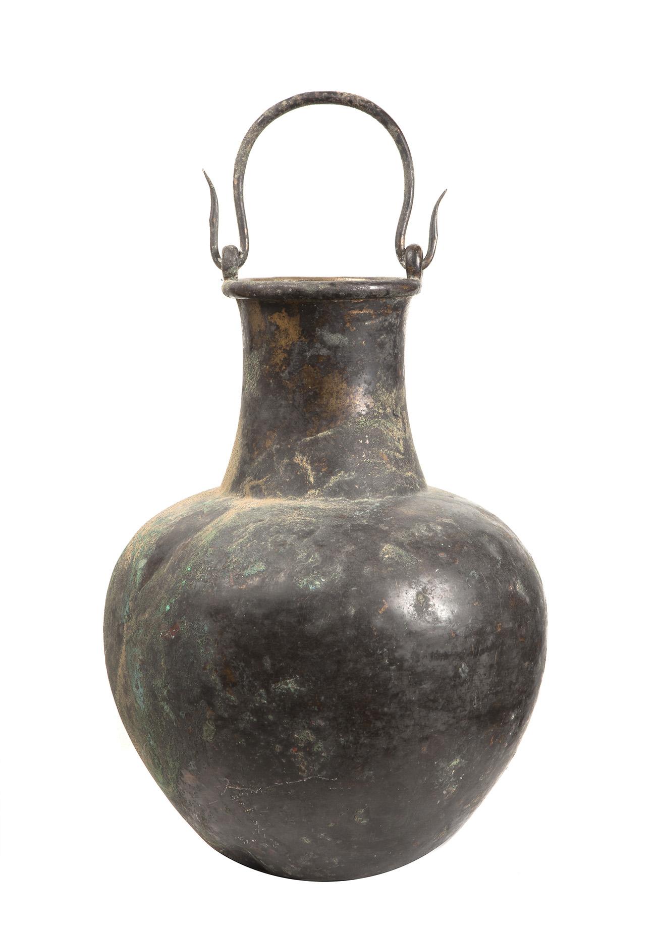 Sítula; Egipto, época ptolemaica, 323-30 a. C