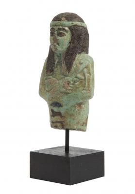 Ushebti; Egipto, Imperio Nuevo, XIX Dinastía, 1295-1186 a.
