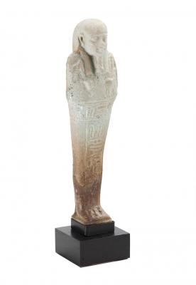 Ushebti para Padiusir; Egipto, Baja Época, dinastías XX