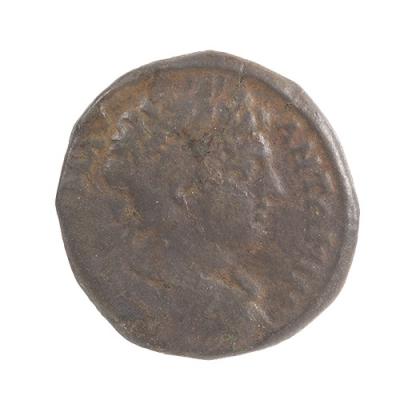 As provincial de Caracalla; Nikopolis, Grecia, 211-217 d.