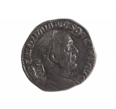 Sestercio de Trajano Decio; Roma, 240-251 d. C