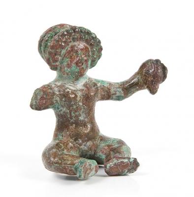 Figura de Baubo; Antiguo Egipto, siglo I d. C