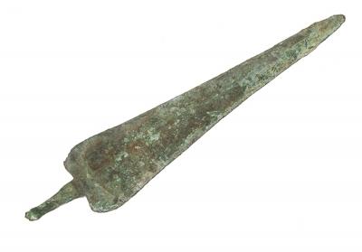 Punta de lanza del Luristán, ca.
