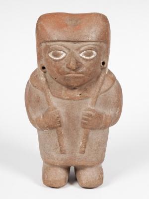 Figura femenina. Moche, Perú, ca.