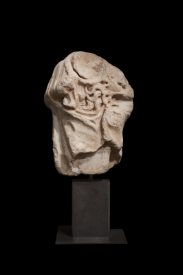 Herma de Heracles. Roma, s.
