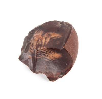 Cuchillo-raspador; Antiguo Egipto, final del periodo Ne...