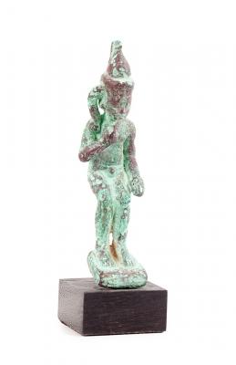 Harpócrates; Egipto, Baja Época, 664-323 a. C