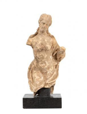 Female figure. Greek culture, 4th century B.