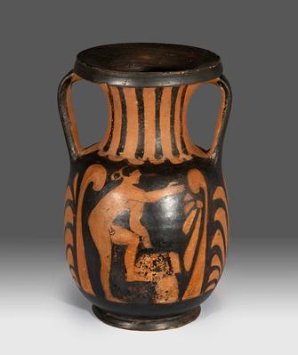 Peliké, Magna Grecia, s. IV a.