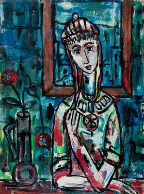 JOSÉ MARÍA MIJARES FERNÁNDEZ (La Habana, Cuba, 1921 – Miami, EE.