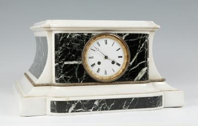 Reloj de sobremesa; Francia, finales del siglo XIX.