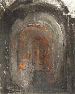 """""""Porta del Purgatori"""". MESTRES ESTARTÚS, Jaume"""