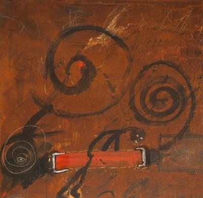 """""""Spiral Third"""", 2005. MESTRES ESTARTÚS, Jaume"""