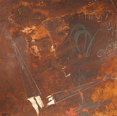 """""""Oxidation XLVI"""", 2002. MESTRES ESTARTÚS, Jaume"""