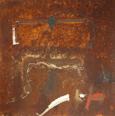 """""""Oxidation XXXVI"""", 2002. MESTRES ESTARTÚS, Jaume"""