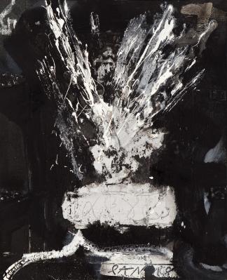 """Et amicum"", 1990. MESTRES ESTARTÚS, Jaume"