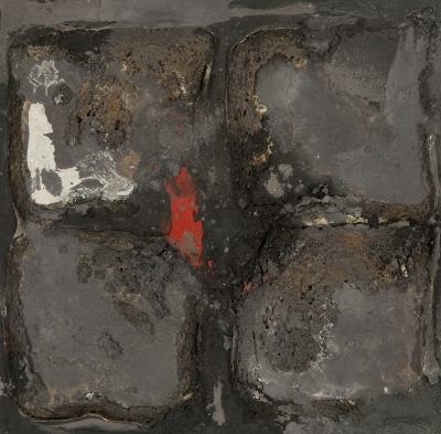 """Red point"", 2010. MESTRES ESTARTÚS, Jaume"