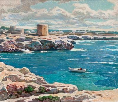 """""""Luz Balear, Menorca"""".  JOSEP PUIGDENGOLAS BARELLA"""
