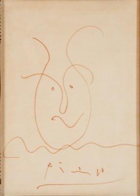 """""""Personaje"""". Pablo Picasso"""