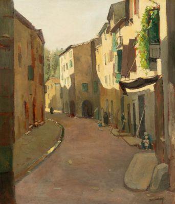 RAFAEL DURANCAMPS I FOLGUERA (Sabadell, 1891 - Barcelona, 1979).No tittle.