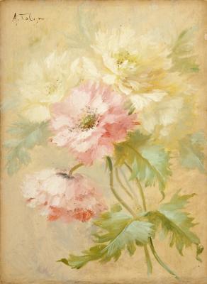 """""""Flores"""". TOLOSA Y ALSINA, Aurelio"""