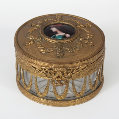 Joyero. Francia, siglo XIX.