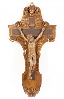 Cristo crucificado del s.Cristo crucificado del s