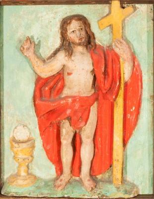 Relieve, s. XVIII