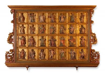 Escuela italiana, siglo XVI.