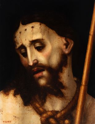 LUIS DE MORALES (Badajoz, Spain, ca. 1510-1586).
