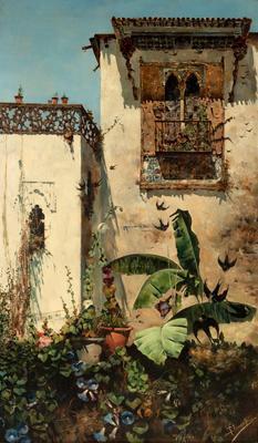 SALVADOR CLEMENTE Y PÉREZ (Cádiz, 1859- Madrid, 1909).