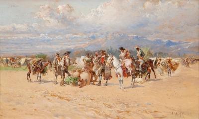 BALDOMERO GALOFRE JIMÉNEZ (Reus, Tarragona, 1846 - Barcelona, 1902).