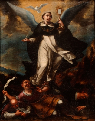 """""""Santo Tomás de Aquino"""""""