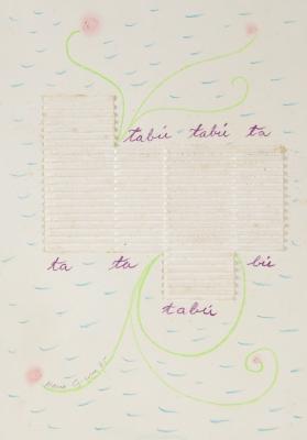 """""""Tabú"""", 1975. María Girona Benet"""