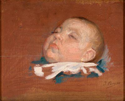 IGNACIO PINAZO CAMARLENCH (Valencia, 1849 - Godella, Valencia, 1916).