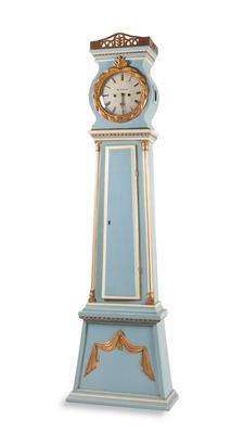 Reloj estilo Luis XVI; Dinamarca, s. XIX